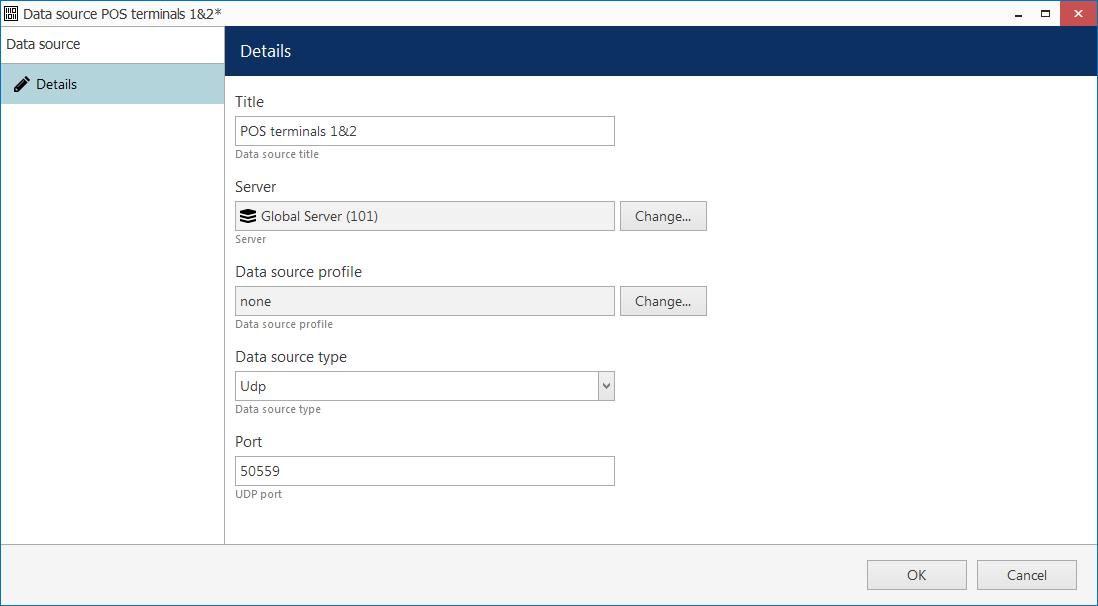 CORTROL1pos data source - Split a single data stream between channels