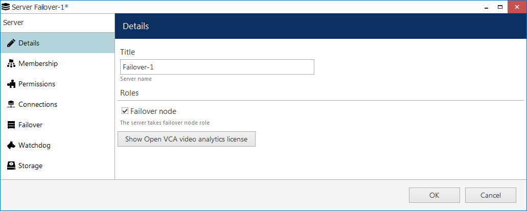 CORTROL4failover enable failover - FAILOVER - important redundancy feature