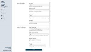 CORTROL LPR general settings 300x173 - LPR Module