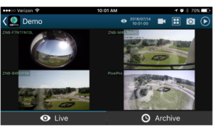 CORTROL Mobile live 300x187 - Mobile Client for iOS & ANDROID