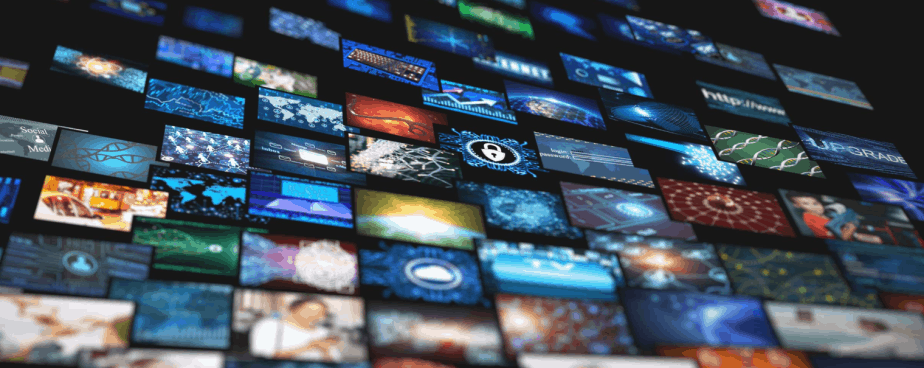 Video wall mosaic - Strona główna